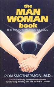 Cover of: Man-Woman Book