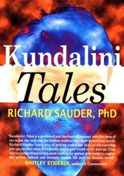 Cover of: Kundalini Tales | Richard Sauder