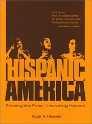 Cover of: Hispanic America | Roger A. Hammer
