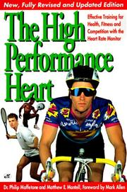Cover of: The high performance heart