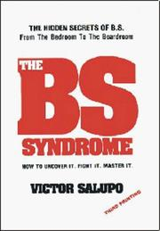 Cover of: The B.S. syndrome