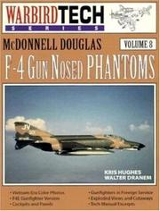 Cover of: McDonnell Douglas F-4 gun nosed Phantoms