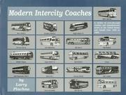 Cover of: Modern intercity coaches | Plachno, Larry