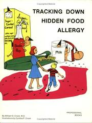 Cover of: Tracking down hidden food allergy