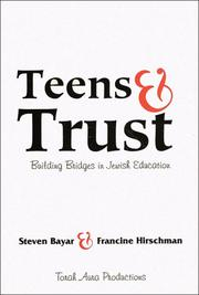 Cover of: Teens & trust