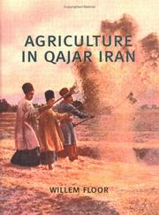 Cover of: Agriculture in Qajar Iran