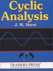 Cover of: Cyclic Analysis | J. M. Hurst