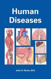 Cover of: Human diseases