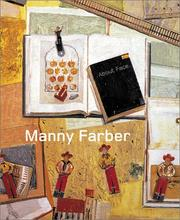 Cover of: Manny Farber
