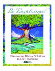 Cover of: Be transformed |