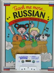 Cover of: Teach Me More Russian | Judy Mahoney