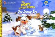 Cover of: One Snowy Eve (The Poky Little Puppy)