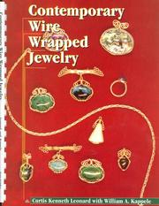 Cover of: Contemporary wire wrapped jewelry