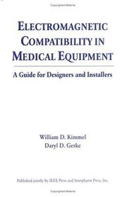 Cover of: Electromagnetic compatibility in medical equipment