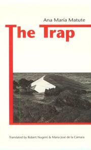 Cover of: The trap