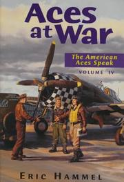 Cover of: Aces at war | Eric M. Hammel