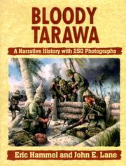 Cover of: Bloody Tarawa