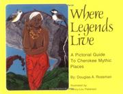 Cover of: Where legends live