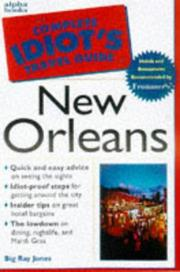 Cover of: Complete Idiot's Guide to New Orleans