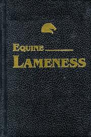 Cover of: Equine lameness