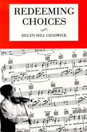 Cover of: Redeeming choices