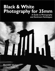 Cover of: Black & white photography for 35mm
