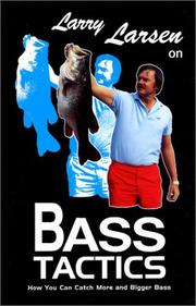 Cover of: Larry Larsen on bass tactics