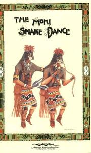 The Moki snake dance by Hough, Walter