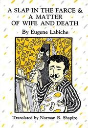 Cover of: A slap in the farce ; &, A matter of wife and death