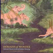 Cover of: Domains of wonder
