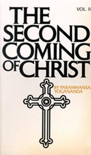 Cover of: The Second Coming of Christ