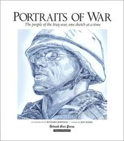 Cover of: Portraits of War | Richard Johnson