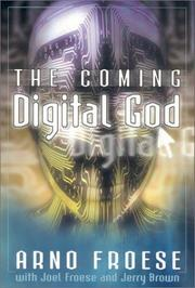Cover of: The Coming Digital God