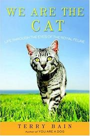 Cover of: We Are the Cat