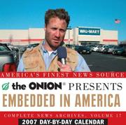 Cover of: Embedded in America 2007 Day-By-Day Calendar