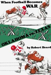 Cover of: Oklahoma vs. Texas | Robert Heard