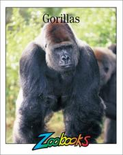 Cover of: Gorillas (Zoobooks Series) |