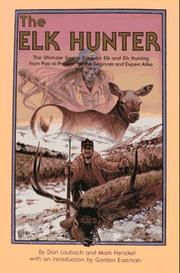 Cover of: The elk hunter
