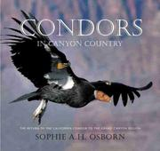 Cover of: Condors in Canyon Country