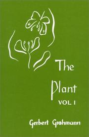 Cover of: The Plant, Vol. 1