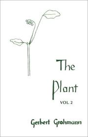 Cover of: The Plant, Vol. 2