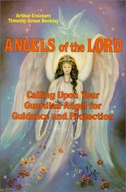 Cover of: Angels of the Lord | Arthur Crockett