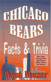 Cover of: Chicago Bears Facts & Trivia