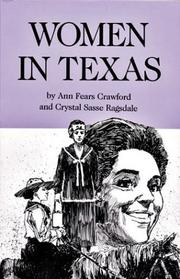 Cover of: Women in Texas