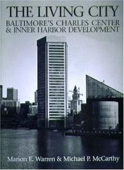 Cover of: The living city