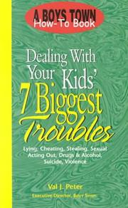 Cover of: Dealing with your kids