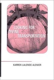 Cover of: Looking for divine transportation
