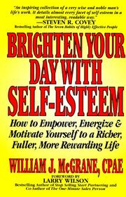 Cover of: Brighten Your Day With Self-Esteem