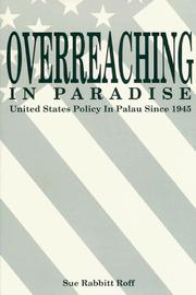 Cover of: Overreaching in paradise