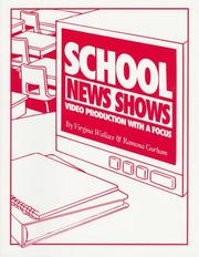 Cover of: School news shows